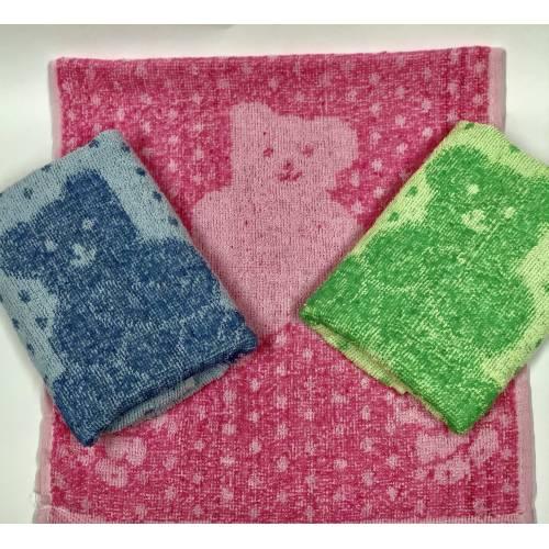 Кухонные полотенца Мишка - Горошек