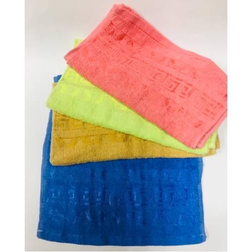 Кухонные полотенца Версаче - Листик