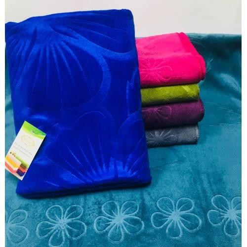 Метровые полотенца Ромашка микрофибра