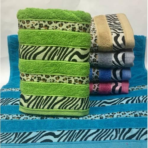 Метровые полотенца Зебра 10