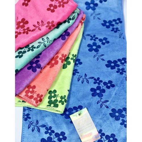Кухонные полотенца Ромашка микрофибра