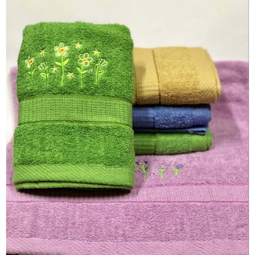 Метровые полотенца Ромашки Венгрия