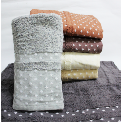 Банные турецкие полотенца Febo Точка