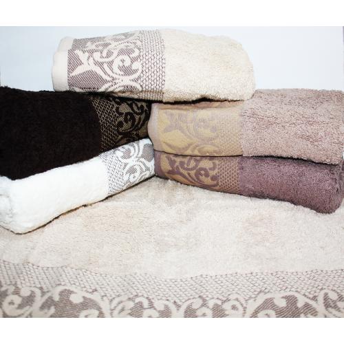 Метровые турецкие полотенца Febo Вензель