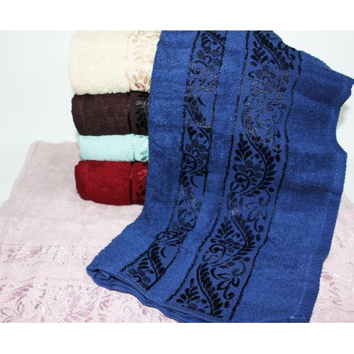 Банные турецкие полотенца Узорчик