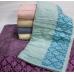 Банные турецкие полотенца Зигзаги