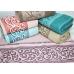 Метровые турецкие полотенца Большой Вензель