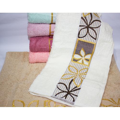 Банные турецкие полотенца Каштан
