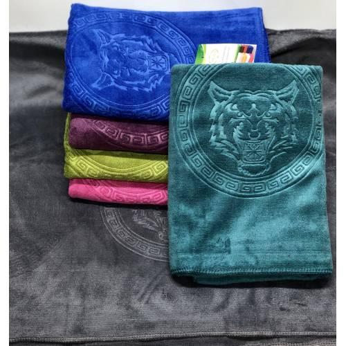 Банные полотенца Тигр