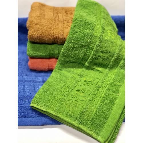 Метровые полотенца Роза - Версаче