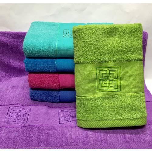 Метровые полотенца Мелкие Квадрати