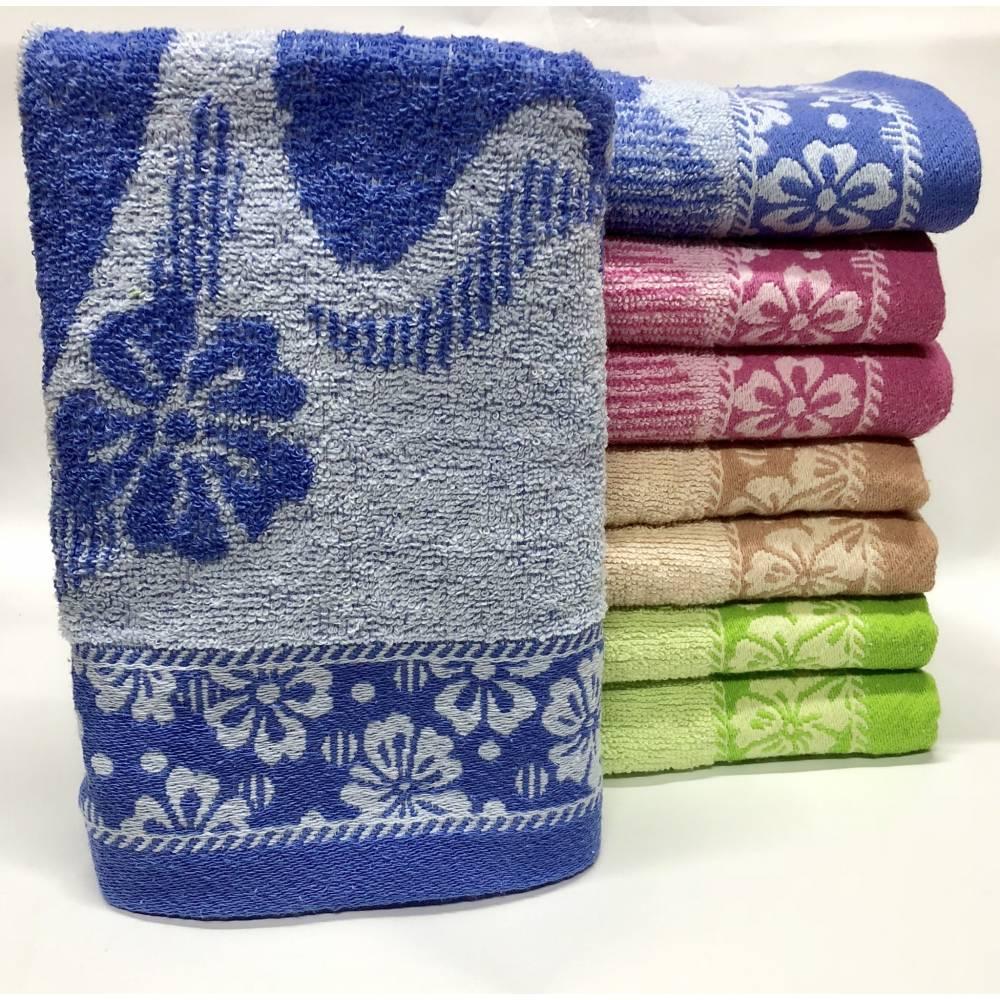 Метровые полотенца Цветок 8 ка