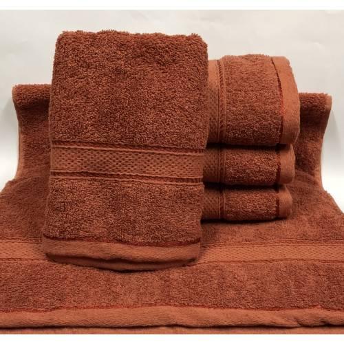 Метровые полотенца Оранжевый цвет.