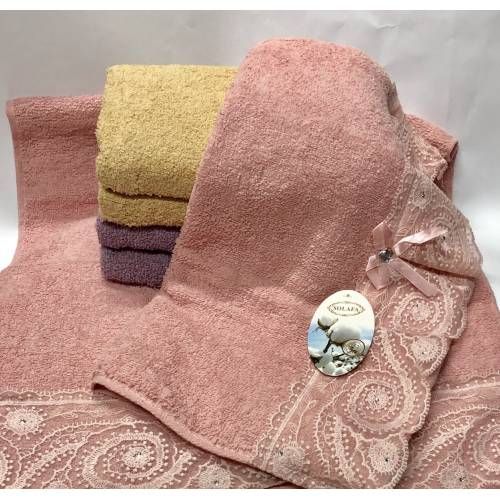 Метровые полотенца Solafa Бантик