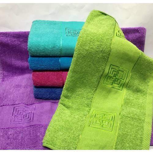 Банные полотенца Мелкие Квадрати