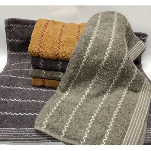 Метровые полотенца Влна
