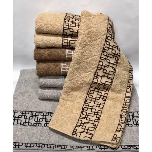 Метровые полотенца Лабиринт