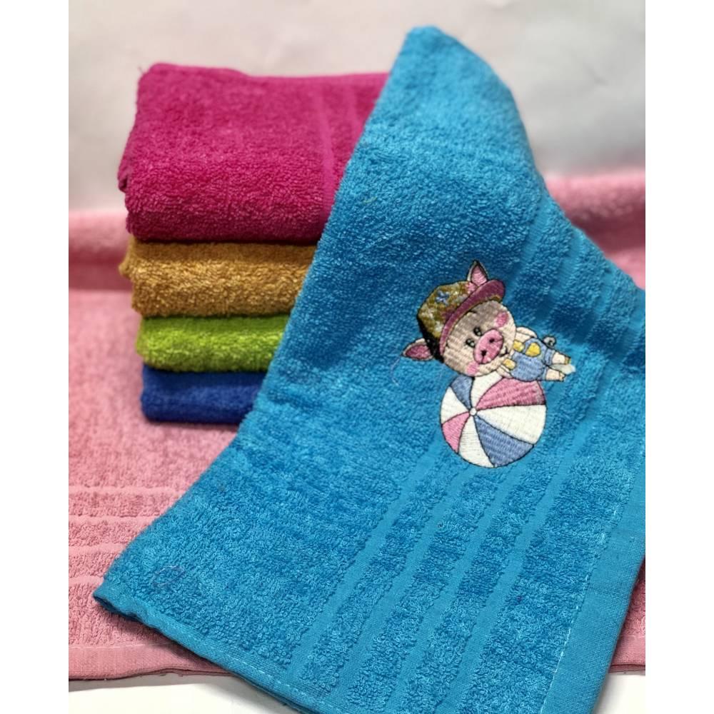 Метровые полотенца Поросятка 2019