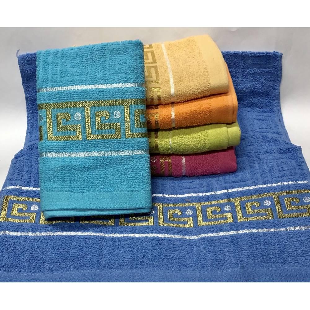 Метровые полотенца Версаче