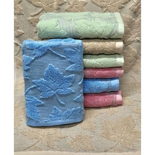Метровые полотенца Листики Кленовые