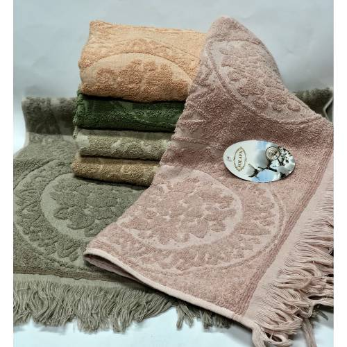 Банные полотенца SOLAFA  Бахрома