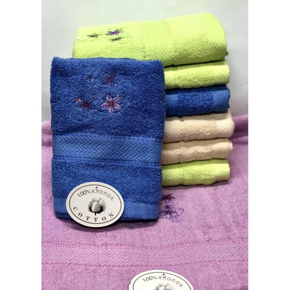 Метровые полотенца Три Цветочка