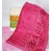 Банные турецкие бамбуковые полотенца Цветок