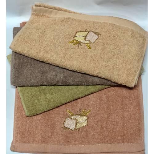 Кухонные полотенца Хлеб