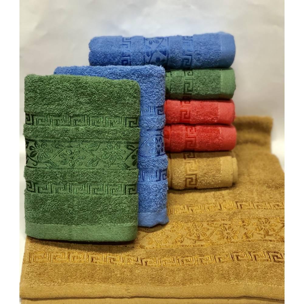 Метровые полотенца Цветок - Версаче