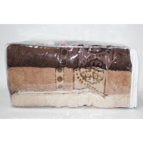 Метровые турецкие полотенца Micro Delux