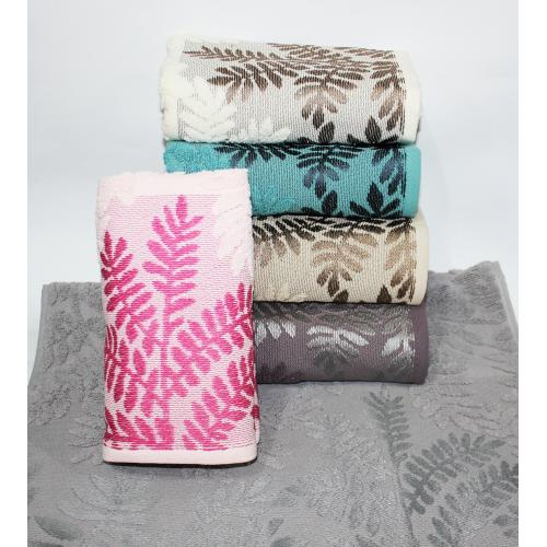Метровые турецкие полотенца Пальма