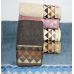 Метровые турецкие полотенца Ромбики