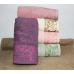 Банные турецкие полотенца Febo Цветок