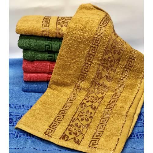 Банные полотенца Версаче - Цветок