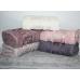 Банные турецкие полотенца Веточки Vip cotton