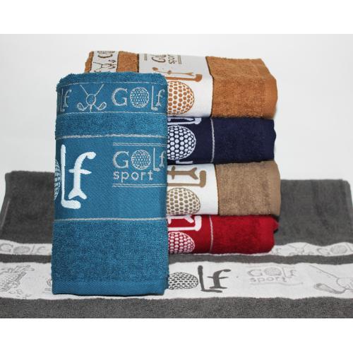 Банные турецкие полотенца GOLF