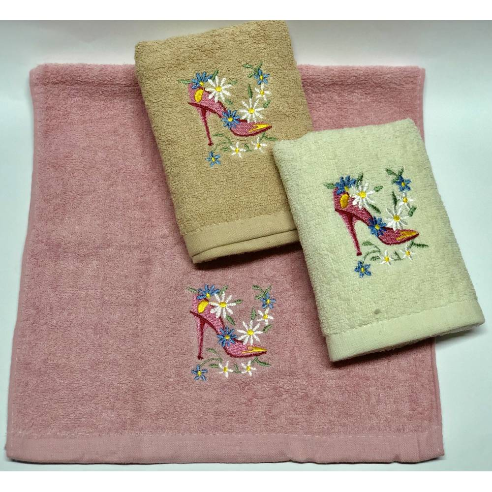 Кухонные полотенца Туфелька