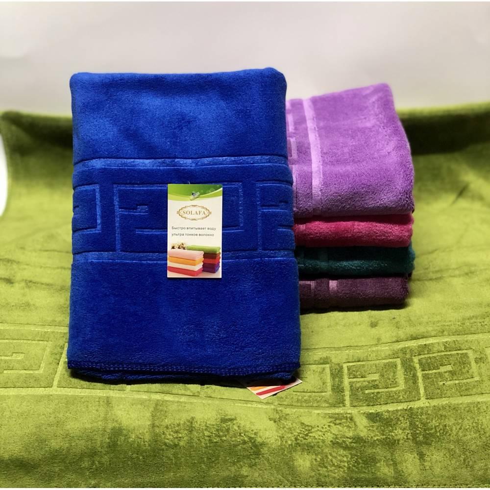 Метровые полотенца Версаче микрофибра