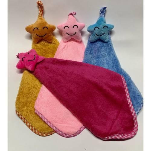 Кухонные полотенца Звездочка