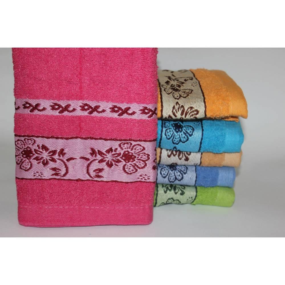 Метровые полотенца Двойной кантик