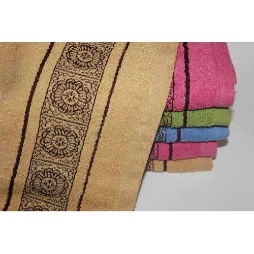 Банные полотенца Кружево