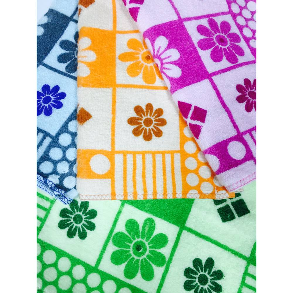 Кухонные полотенца Ромбики Ромашка