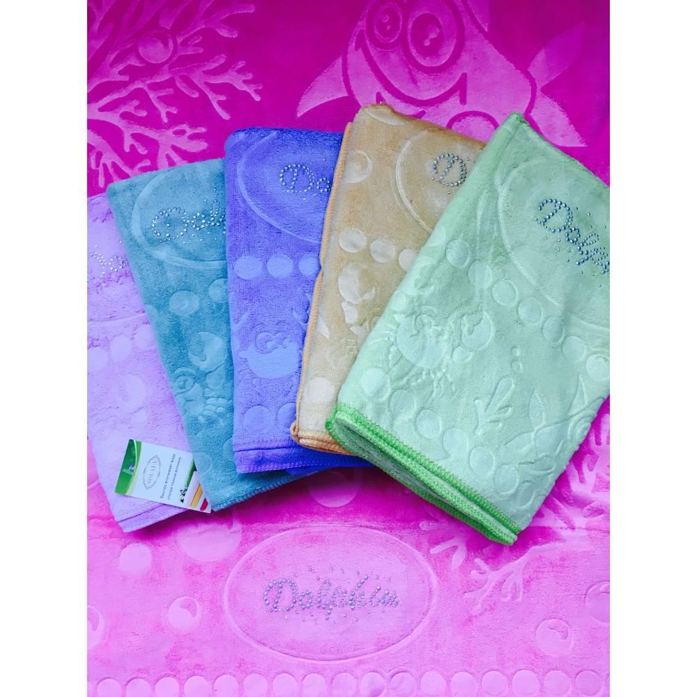 Метровые полотенца Стразы Микрофибра