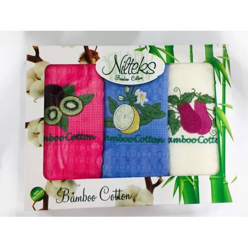 Набор полотенец Bamboo cotton