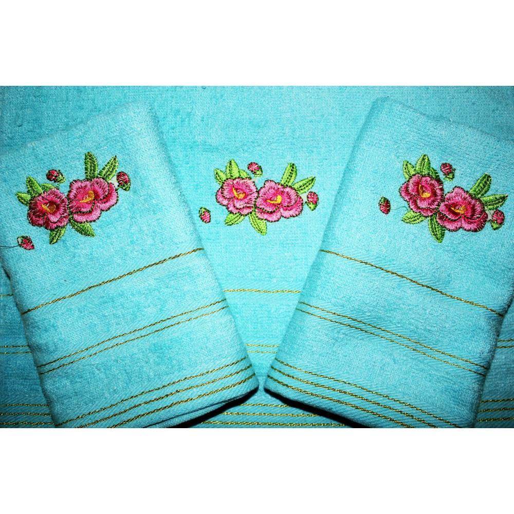 Метровые полотенца Два Цветка