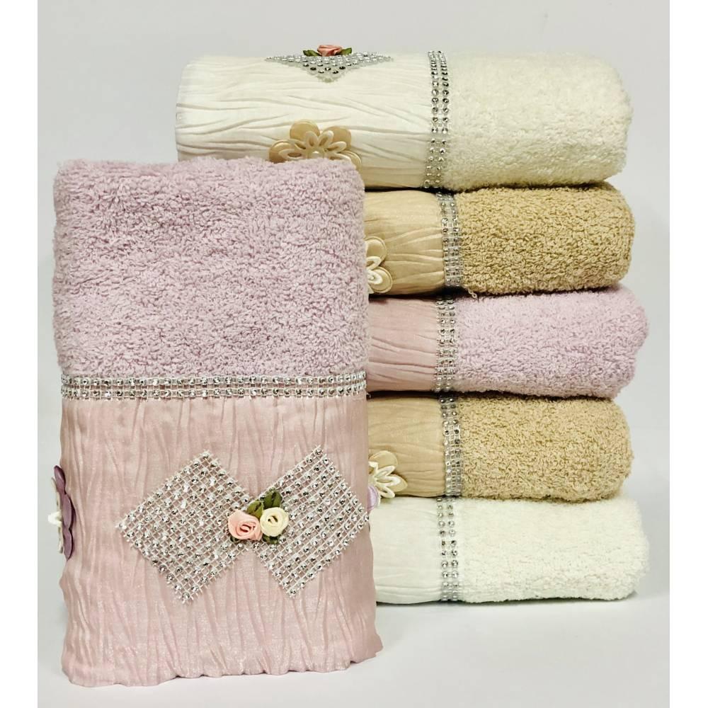 Метровые полотенца Стразы