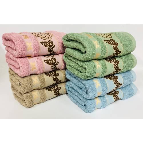 Банные полотенца Бабочка