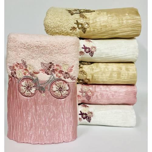 Метровые полотенца Велосипед
