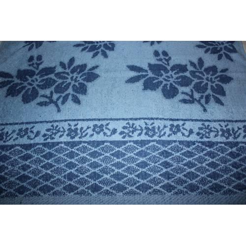 Банные полотенца Цветы 081