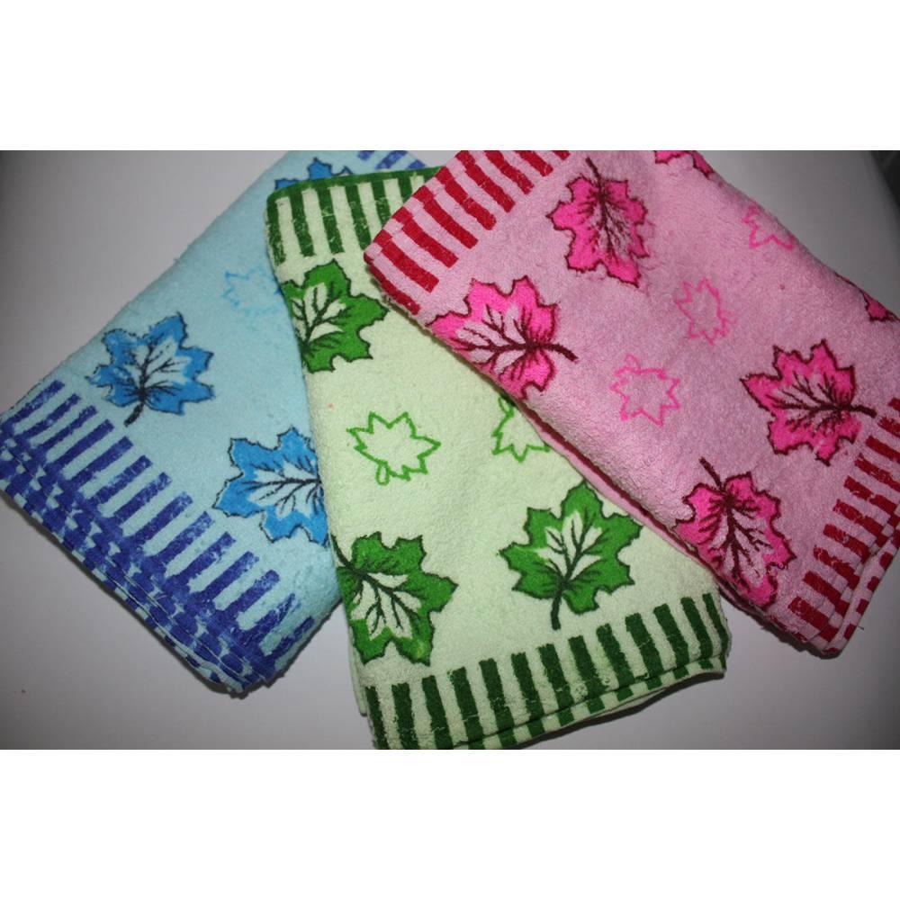Полотенца для рук Кленовые листики